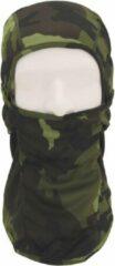 Groene MFH Bivakmuts 'Mission' ééngaats M 95 CZ Camouflage