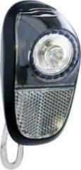 Zwarte Union koplamp UN-4960 Mobile led batt zw krt