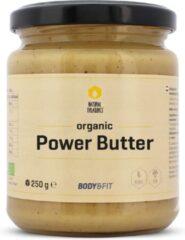 Body & Fit Organic Powerbutter - Biologische notenpasta - 250 gram