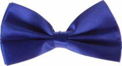S.Y.W Vlinderstrik blauw voor heren