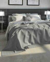 Grijze Heckettlane Bedsprei Valdez - 180x260 cm - Grey