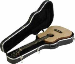 Zwarte SKB 1SKB-300 Baby Taylor / Martin LX Guitar Hardshell Case