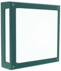 Franssen Verlichting Vista wandlamp e27 - grijs
