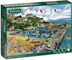 Falcon legpuzzel Newquay Harbour 1000 stukjes