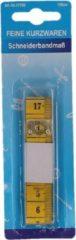 Meetlint 150 cm - Centimeters en Inch - Plastic