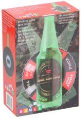 Lifetime Games Drinkspel fles draaien - Drankspel - Draaifles - Flesje draaien - Spin the bottle - Met flessenopener