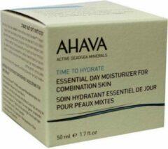 AHAVA Essential Day Moisturizer vochtinbrengende crème gezicht Vrouwen 50 ml
