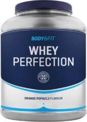 Body & Fit Whey Perfection - Whey Protein / Proteine Shake - Orange Popsicle - 2270 gram (81 shakes)