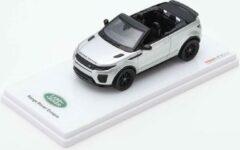 Range Rover Evoque Convertible Indus Silver