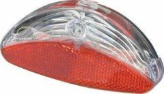 Rode Spanninga Achterlicht - Led - Dynamoversie