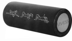 Dynamic24 Massagerolle 40x15cm