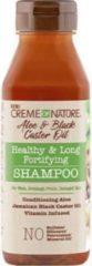 Creme of Nature Aloe & Black Castor Oil Shampoo 355ml