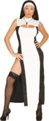 FIESTAS GUIRCA, S.L. - Sexy nonnenkostuum voor vrouwen - M (38) - Volwassenen kostuums