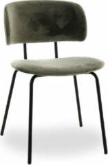 Bruine RoomForTheNew Conferentiestoel M5- Vergaderstoel - Conferentiestoel - luxe stoel - stoel - vergaderen - eetkamerstoel - conferentie stoel - vergader stoel