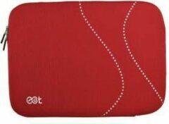 ECat ECSLDOT10R 10.2 Notebook sleeve Rood notebooktas