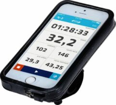 Zwarte BBB cycling BBB BSM-11S Guardian Telefoonhouder - Universeel - Maat S / 64 x 125mm