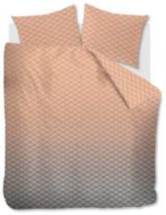 Huidskleurige Beddinghouse Vinz - Dekbedovertrek - Lits-jumeaux - 240x200/220 cm + 2 kussenslopen 60x70 cm - Nude