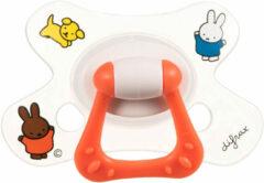 Oranje Difrax Fopspeen Voor Baby's vanaf 6 maanden Nijntje – 5x5x4cm | Spenen voor Pasgeboren Kinderen | Zuigelingen