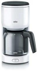 Braun PurEase KF 3100 BK - Filter-koffiezetapparaat - Zwart