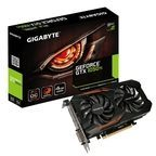 GIGABYTE GeForce GTX 1050 Ti OC 4G, Grafikkarte + NVIDIA ROCKET LEAGUE DC (einlösbar bis 25.10..2017)-Spiel