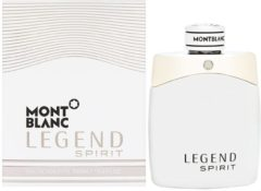 Mont Blanc - Eau de toilette - Legend Spirit - 200 ml