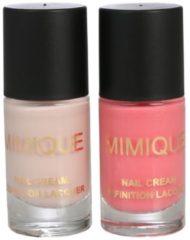 MIMIQUE Nail Definition Lacquer 2 x 10 ml