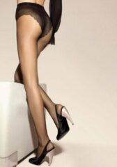 SiSi Style pantys | zwart | 15 DEN panty | XL