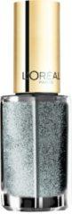 L'Oréal Paris L'Oréal Paris Color Riche Le Vernis - 840 Black Diamond - Zwart - Nagellak