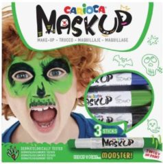 Schminkstift Carioca make-up monster set à 3 kleuren