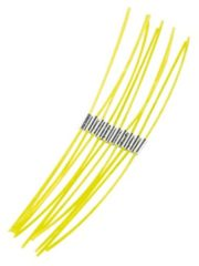 Bosch Faden (extra stark 10 Stück) für Rasentrimmer F016800174