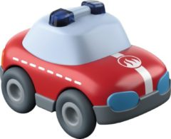 Haba - Knikkerbaan Rollebollen - Brandweerwagen