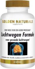 Golden Naturals Luchtwegen Support (60 veganistische capsules)