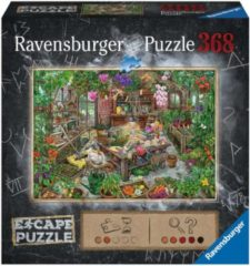 Ravensburger puzzel escape The groen House - 368 stukjes