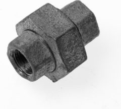 Nefit Ind Nr341 koppeling conisch met binnen en buitendraad 3/4 gegalvaniseerd