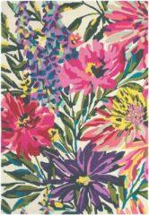 Harlequin - Floreale Fuchsia 44905 Vloerkleed - 170x240 cm - Rechthoekig - Laagpolig Tapijt - - Meerkleurig