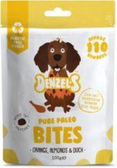 Denzel's Bites - 100% Natuurlijk - Sinaasappel, Amandel en Eend