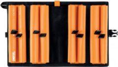 Petzl - Octo Tasche - IJsschroevenhouder maat 160 g, zwart/oranje