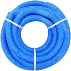 VidaXL Zwembadslang 32 mm 15,4 m blauw