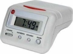 Witte Low Vision Design Sprekende wekker / klok met optionele snooze functie
