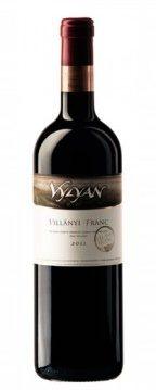 Afbeelding van Vylyan Cabernet Franc, 2016, Villany, Hongarije, Rode Wijn