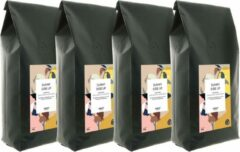 About Coffee and Tea Sunny Side Up - 4 x 1 kg