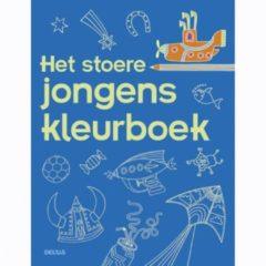 Bruna Het stoere jongens kleurboek - Boek Deltas Centrale uitgeverij (9044732129)