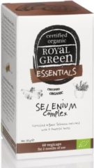 Royal Green Royal groen / Selenium Complex - BIO - 60 vcaps