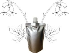 SustOILable Rozenbottel olie - navulling 100ml pouch met schenkmond (hersluitbaar)