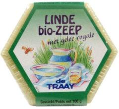 Traay Zeep lindebloesem / koninginnegelei bio 100 Gram