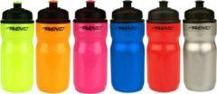 Avento Sportbidon - Duduma 0.5 Liter - Zilvergrijs/Zwart - 0,50 L