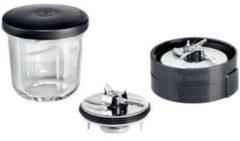 Witte Bosch accessoire 3-in-1 multifunctionele hakmolen MUZ45XCG1: voor MUMX, MUM5, MUM4 MUZ45XCG1