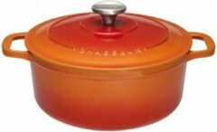 Oranje Chasseur Stoofpot Rond 1.4L PUC471607