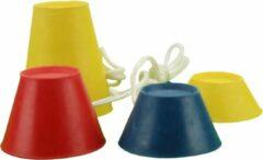 Rode Firsttee - 4 STUKS Wintertees - Stevige PREMIUM Tees - Winter - Winterseizoen - Golftees - Golfballen - Golf accessoires - Sport - Training - Golftrainingsmateriaal - Cadeau - Tee - Golfset - Trainingsmaterialen - Mat - Net - Trolley - Swing - Ballen