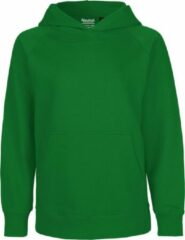 Groene Neutral® organic kinder hooded sweater
